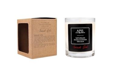 Naturalna zapachowa świeca sojowa apis sensual girl