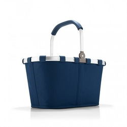 Koszyk na zakupy Reisenthel carrybag dark blue - dark blue
