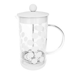 Zaparzacz tłokowy do kawy 1 l biały zak designs