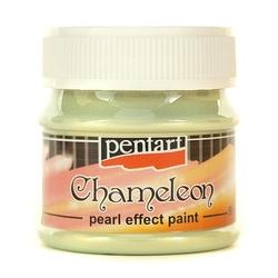 Farba chameleon 50 ml - zielono-złoty - zyz