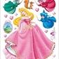 Naklejki duża naklejka disney princess aurora księżniczka