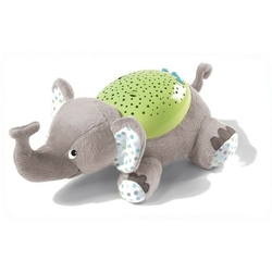 Projektor z pozytywką  slumber buddies clasic  - słoń