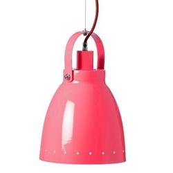Metalowa lampa done by deer - czerwona