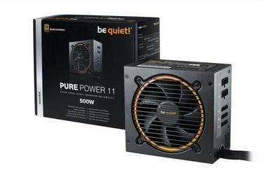 Be quiet Zasilacz Pure Power 11 CM 500W 80+ GOLD BN297