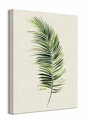 Tropical Leaf II - obraz na płótnie
