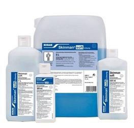 Skinman soft płyn odkażający 500ml