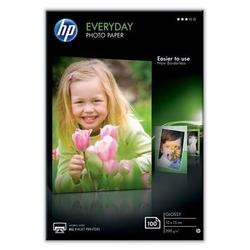 Papier fotograficzny hp everyday, błyszczący – 100 arkuszy10 x 15 cm