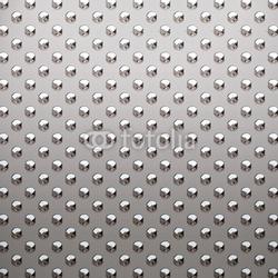 Obraz na płótnie canvas trzyczęściowy tryptyk Bardzo duży arkusz ze srebrnej, stopowej lub niklowanej blachy