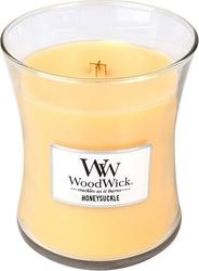 Świeca core woodwick honeysuckle średnia