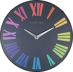 Zegar ścienny roman dome