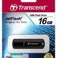 Transcend jetflash 350 16gb usb2.0 black