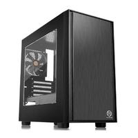 Thermaltake versa h17 microatx usb3.0 window - black