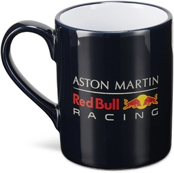 Kubek red bull racing f1 logo 2020 granatowy - granatowy