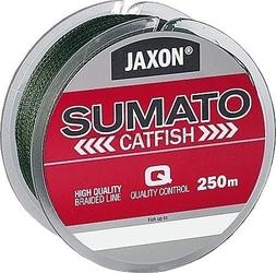 Plecionka jaxon sumato catfish 0,50mm 250m 80kg
