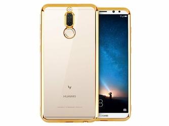 Etui Alogy Liquid Armor do Huawei Mate 10 Lite Złote - Złoty