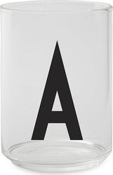 Szklanka AJ litera A