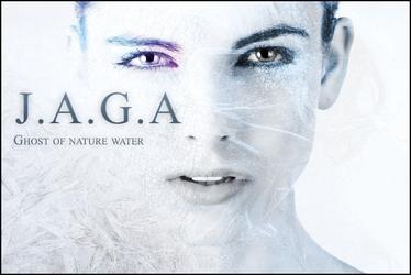 Duch natury, woda - plakat premium wymiar do wyboru: 100x70 cm