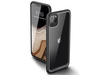 Pancerne etui supcase unicorn beetle style do iphone 11 pro max black