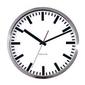 Karlsson :: zegar ścienny station steel ø29cm