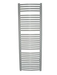 Grzejnik łazienkowy york - wykończenie zaokrąglone, 500x1500, białyral - biały