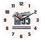 Interior space :: zegar ścienny athletic - wzór iii 60cm