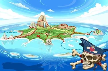 Fototapeta wyspa 3671