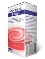 Medrink plus płyn truskawkowy 200ml