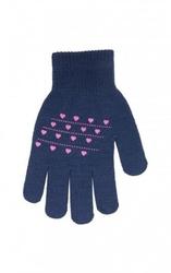Rękawiczki yo r-12a 14-18 dziewczynka