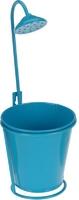 Donica z prysznicem-niebieska