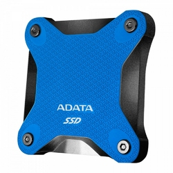 Adata Dysk SSD External SD600Q 480GB USB3.1 Blue