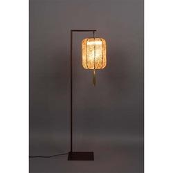 Dutchbone lampa podłogowa suoni złota 5100097