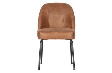 Be pure krzesło vogue koniakowe 800816-b