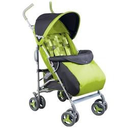 Lionelo elia green lekki wózek parasolka + folia + puzzle