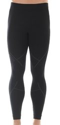 Spodnie brubeck multifunction czarny le10180