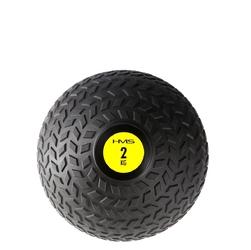 Piłka slam ball 2 kg pst02 - hms