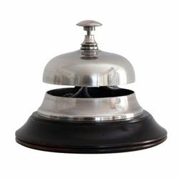 Authentic models dzwonek na biurko sailors , srebrny ac100s
