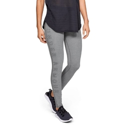 Legginsy damskie under armour favorite legging wm ar - szary