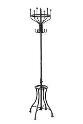 Dutchbone :: wieszak stojący metalowy flavi
