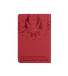 Deadpool peek-a-boo notes kieszonkowy a6