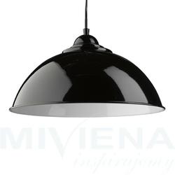 Fusion lampa wisząca czarny