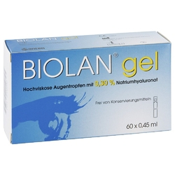 Biolan gel krople do oczu