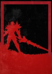 League of legends - jarvan iv - plakat wymiar do wyboru: 29,7x42 cm