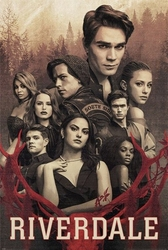 Riverdale let the game begin - plakat