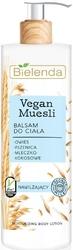 Bielenda vegan muesli balsam do ciała nawilżający 400ml