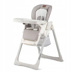 Kidwell prime szare krzesełko do karmienia + puzzle