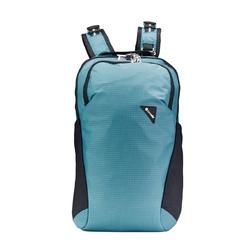 Plecak wycieczkowy wyposażony w zabezpieczenia antykradzieżowe pacsafe vibe 20 hydro - niebieski
