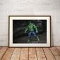 Hulk - plakat wymiar do wyboru: 91,5x61 cm