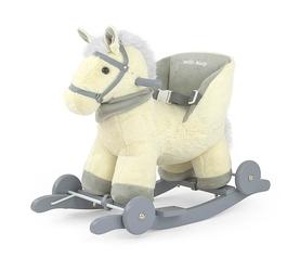 Milly mally polly beige koń na biegunach