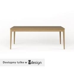 Selfia x 9design :: stół bold także w wersji rozkładanej