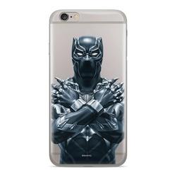 ERT Etui Marvel Czarna Pantera 012 iPhone Xs transparent MPCBPANT3660